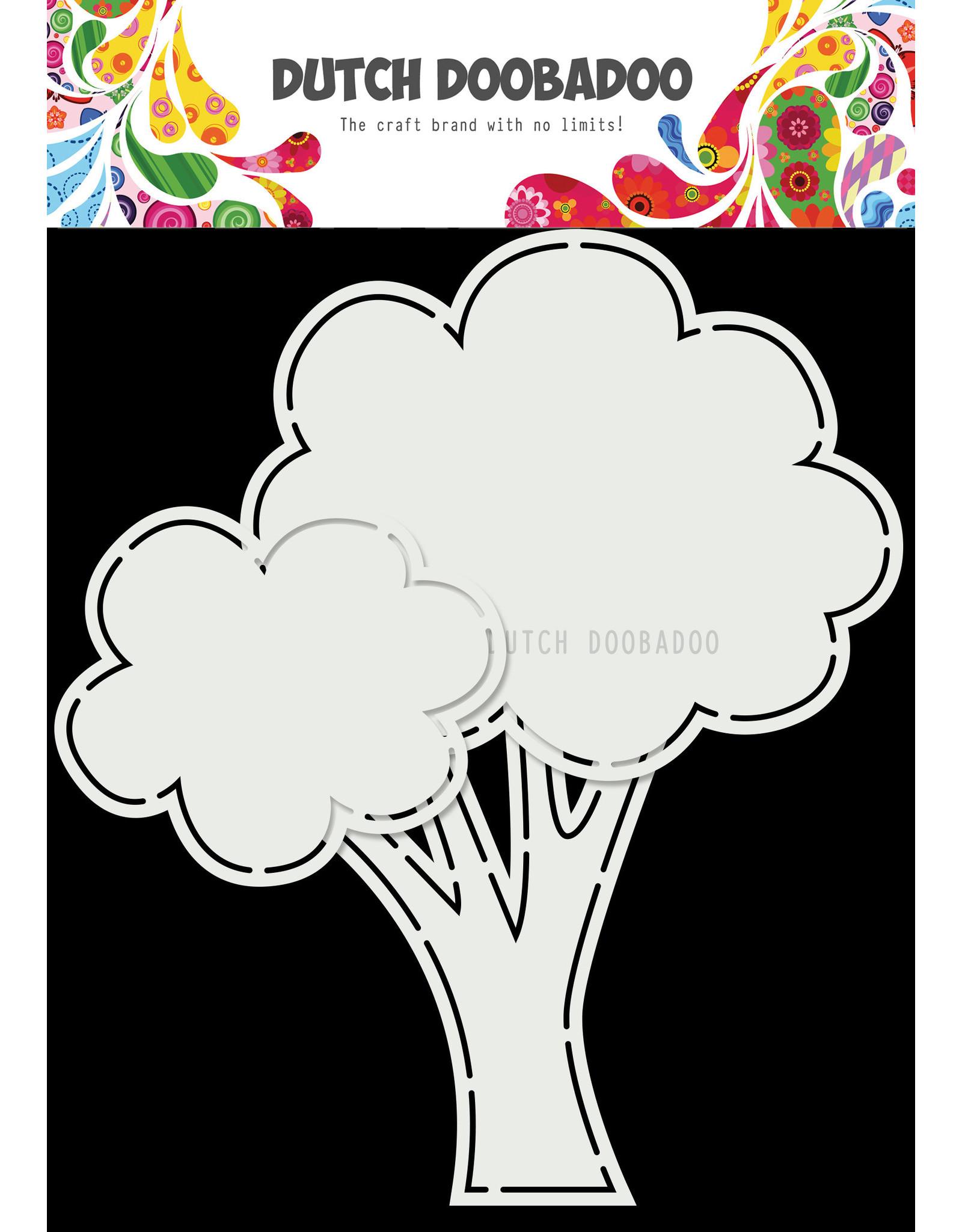 Dutch Doobadoo DDBD Card Art A5 Tree