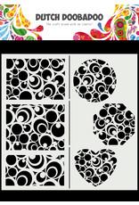 Dutch Doobadoo DDBD Mask Art Slimline Circles