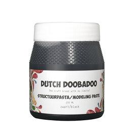 Dutch Doobadoo Modeling Paste Black 250 ml