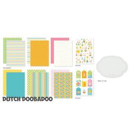Dutch Doobadoo DDBD Crafty Kit A5 - Easter Bunnies