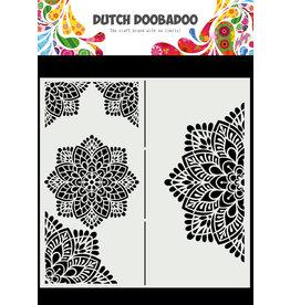 Dutch Doobadoo DDBD Mask Art Slimline Mandala