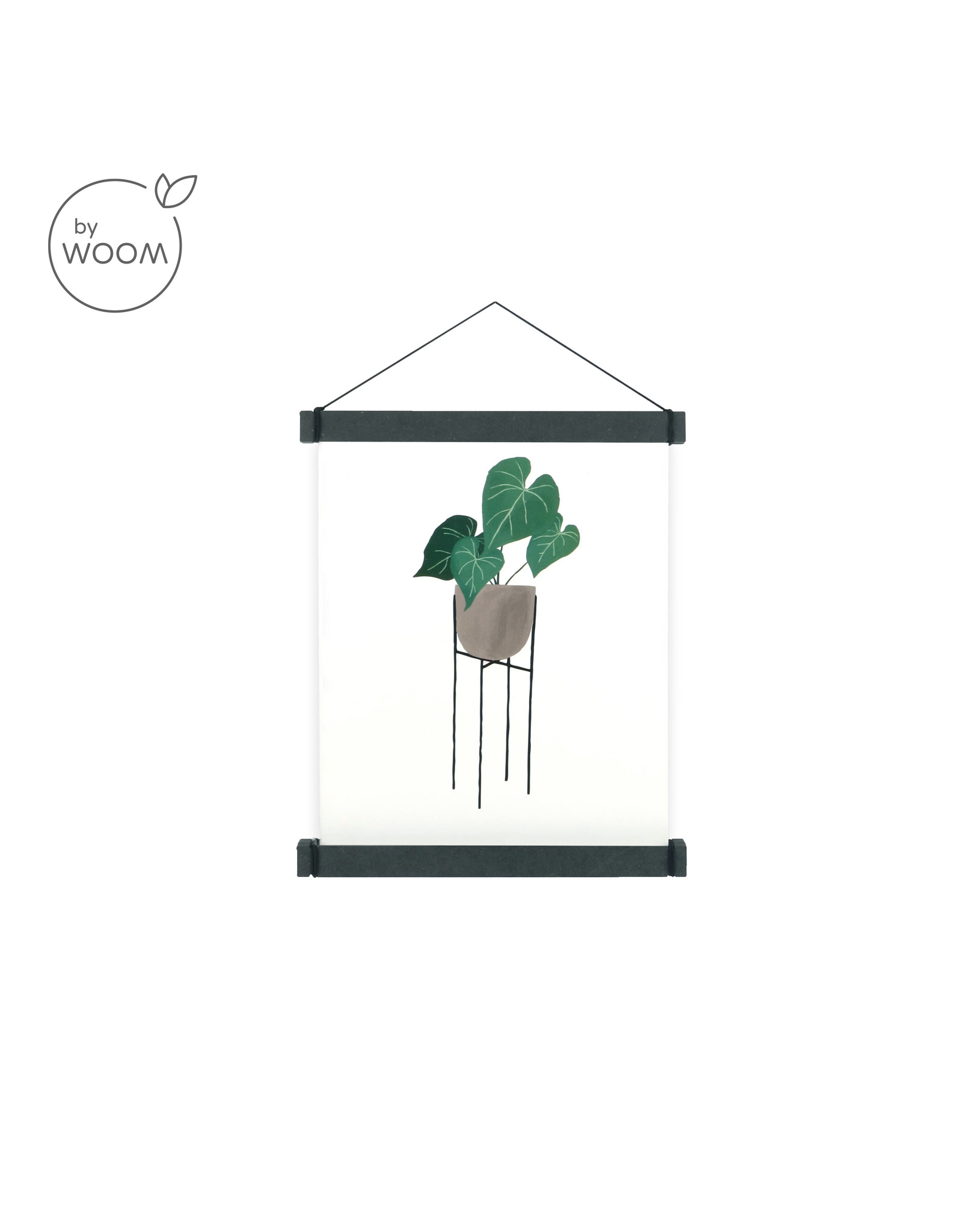 By WOOM    Posterhanger A4     MDF
