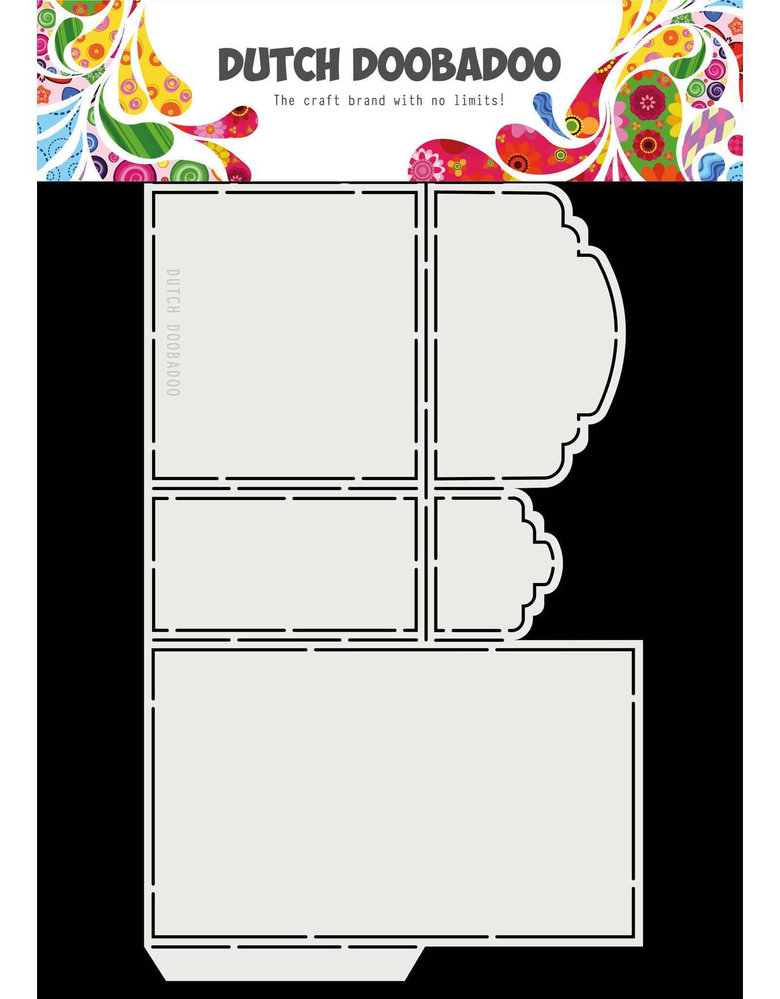 Dutch Doobadoo DDBD Dutch Box Art Pop-up box A4