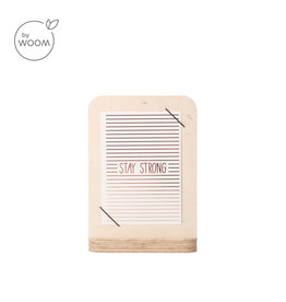By WOOM |   Cardholder with elastics