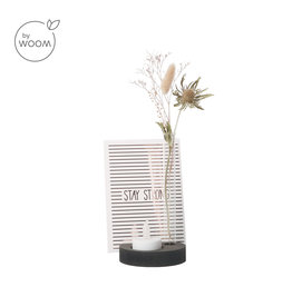 By WOOM |   Card, candle and vase holder