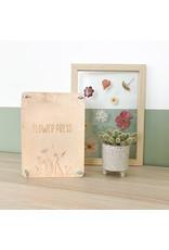 By WOOM |   Flower press