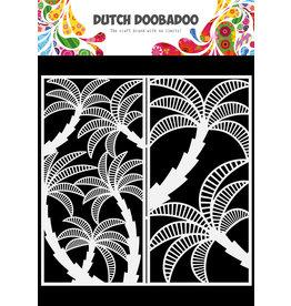 Dutch Doobadoo DDBD Mask Art Slimline Palmtree 21x21cm