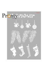 Pronty Crafts Pronty Crafts Christmas borders A4