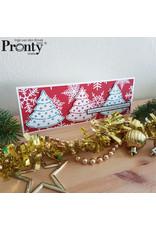 Pronty Crafts Pronty Crafts Papierset Christmas (10x)