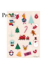 Pronty Crafts Pronty Stickers A5 Ornaments 2