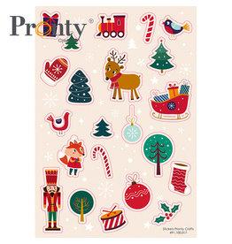 Pronty Crafts Pronty Stickers A5 Ornaments 3