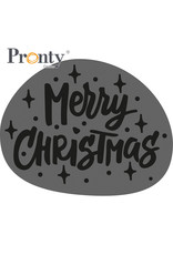 Pronty Crafts Foam stamps Merry Christmas