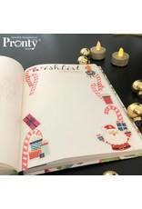 Pronty Crafts Foam stamps Candy cane
