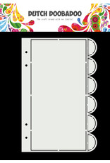 Dutch Doobadoo DDBD Card Art Slimline album 6 set