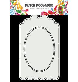 Dutch Doobadoo DDBD Card Art A5 Tag