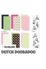 Dutch Doobadoo DDBD Crafty Kit Slimline Zebra