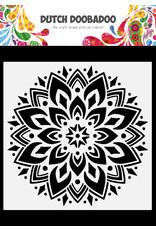 Dutch Doobadoo DDBD Dutch Mask Art Doodle Mandala