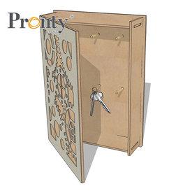Pronty Crafts Pronty Crafts MDF Steampunk Key box