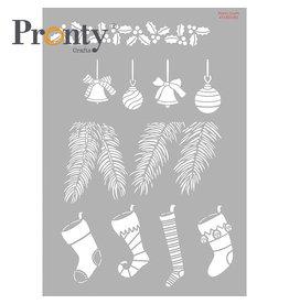 Pronty Crafts Pronty Crafts Christmas borders A4 - Copy