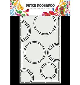 Dutch Doobadoo DDBD Mask Art Slimline Bubbles