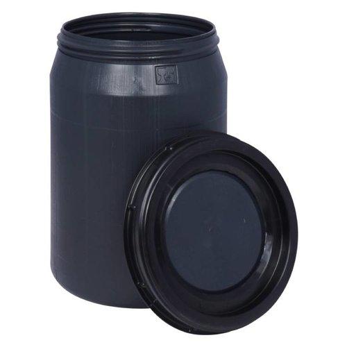 40 liter kunststof schroefdeksel vat