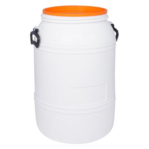 60 liter kunststof schroefdeksel vat