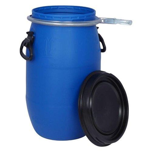 30 liter kunststof klemdeksel vat