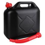 10 liter kunststof brandstof jerrycan