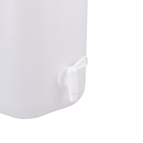 15 liter jerrycan met kraan voor levensmiddelen