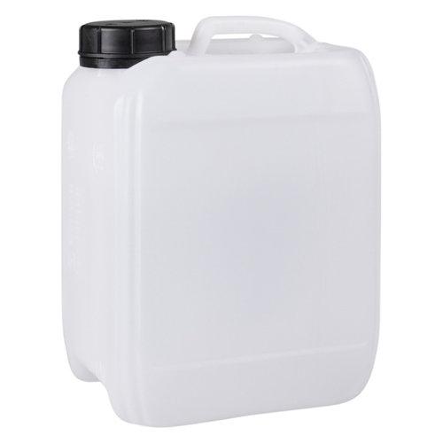 5 liter stapelbare UN jerrycan - naturel
