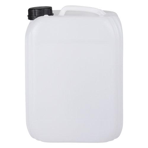10 liter stapelbare UN jerrycan - naturel