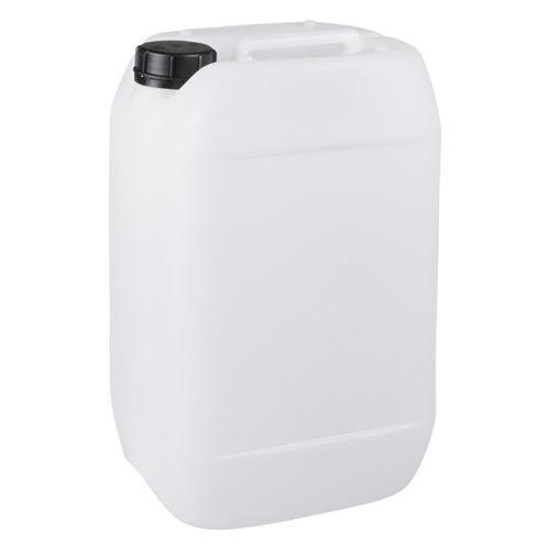 12 liter stapelbare UN jerrycan - naturel