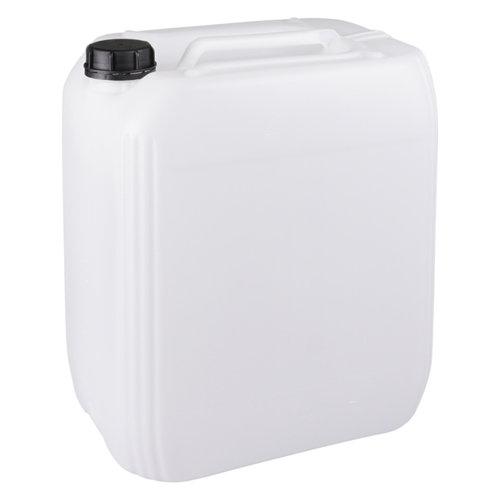 30 liter stapelbare UN jerrycan - naturel