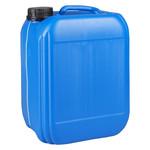 10 liter stapelbare UN jerrycan - blauw