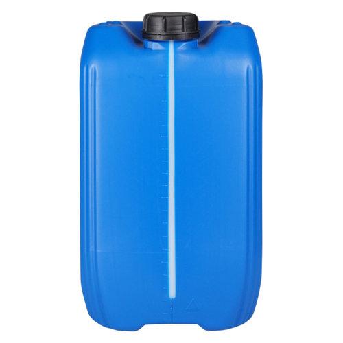 20 liter stapelbare UN jerrycan - blauw