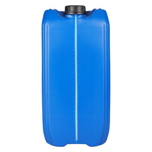 25 liter stapelbare UN jerrycan - blauw