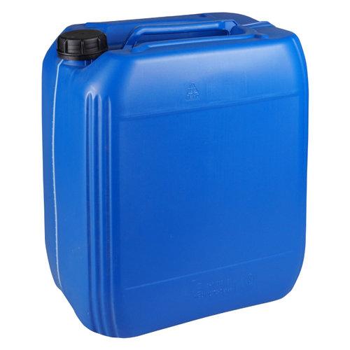30 liter stapelbare UN jerrycan - blauw