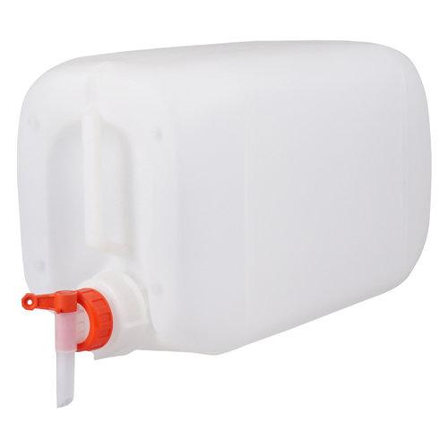 12 liter jerrycan met kraan voor gevaarlijke vloeistoffen