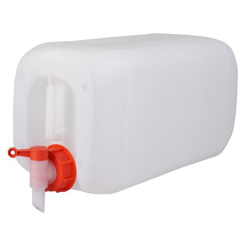 15 liter jerrycan met kraan voor gevaarlijke vloeistoffen
