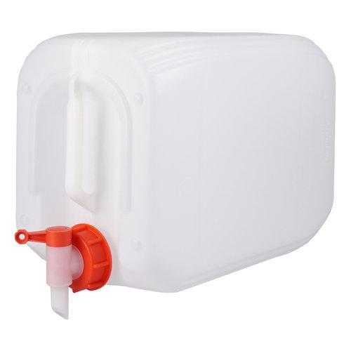 20 liter jerrycan met kraan voor gevaarlijke vloeistoffen