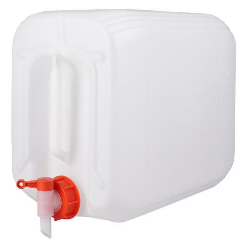 30 liter jerrycan met kraan voor gevaarlijke vloeistoffen
