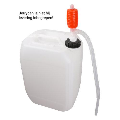 Jerrycan hevelpomp 39 cm