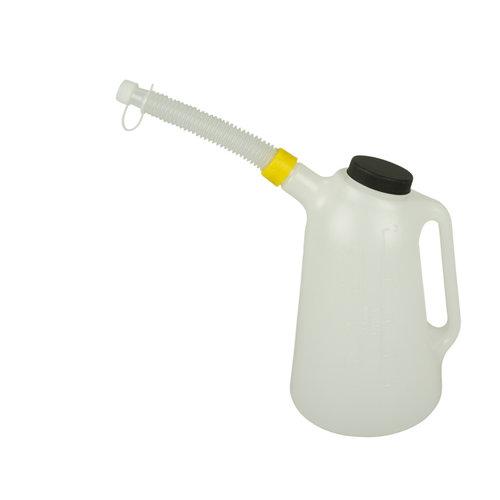 3 liter oliekan met schenktuit