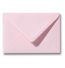 Bedrukte envelop 110 x 220 mm Lichtroze