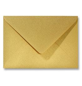 www.Robin.cards Blanco metallic envelop  Goud
