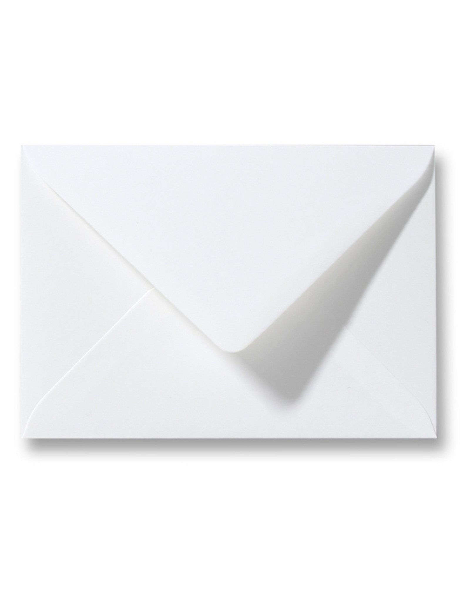 www.Robin.cards Blanco effen envelop  Biotop