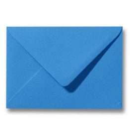 www.Robin.cards Blanco effen envelop Turquoise