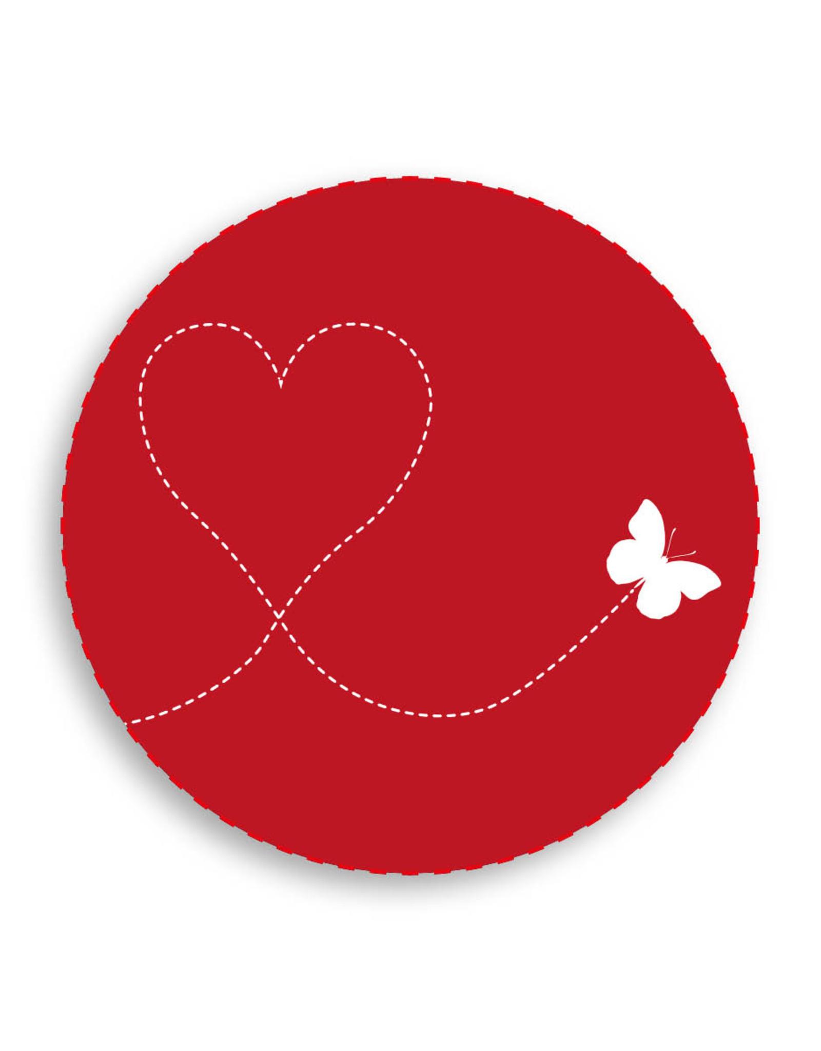 www.Robin.cards Sluitzegel ROBIN