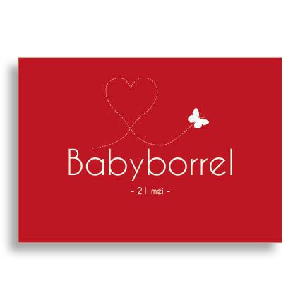 babyborrelkaartjes
