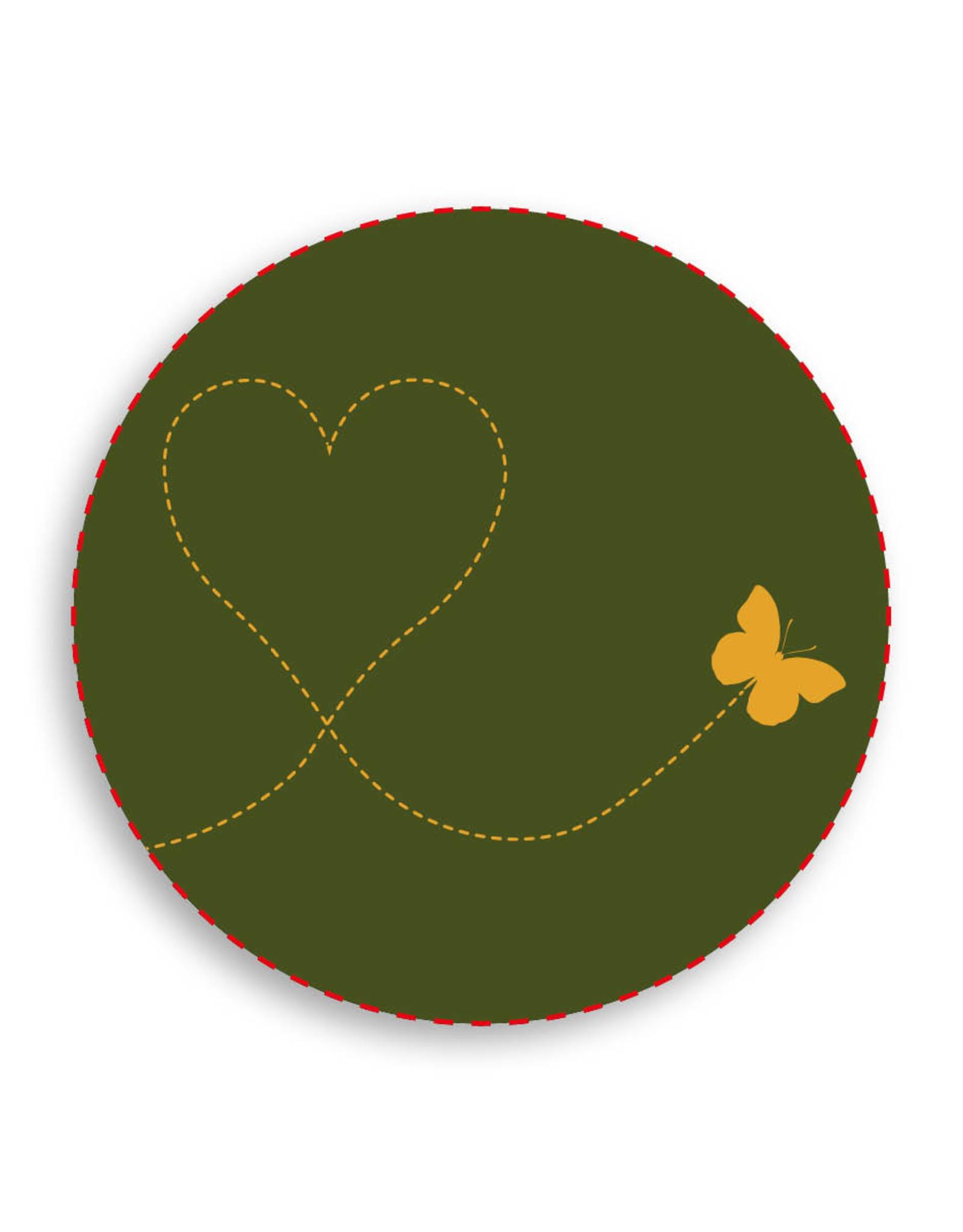 www.Robin.cards Sluitzegel FERRIE